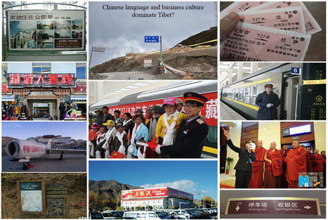 China's Tibet policy continued attempt at erasing Tibetan language   Language Policy   Scoop.it