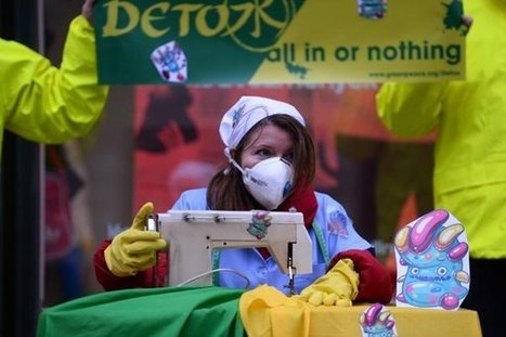 #Toxic chemicals found in children's clothes, shoes: #Greenpeace #health   Messenger for mother Earth   Scoop.it