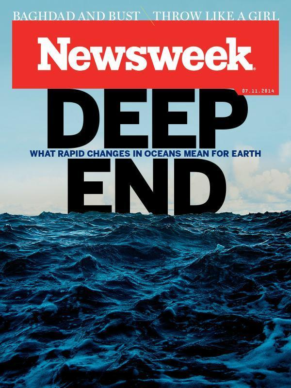 DEEP END : The Disaster We've Wrought on the World's Oceans May Be Irrevocable