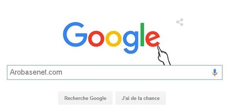 Le nouveau logo Google et tout ce qui a changé dans la même journée - Arobasenet.com | Techno News | Scoop.it