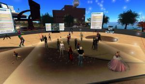 SLCC 2011 In-World Mixer event | Second Life Community Convention 2011 | Scoop.it