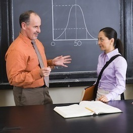 6 things you should say to your professor | USA TODAY College | Language | Scoop.it