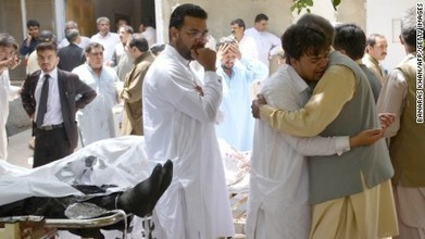 Blast in Pakistan hospital kills at least 70   Chain Letters from above   Scoop.it