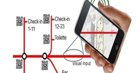 App per non vedenti, l'innovazione dei ricercatori di Palermo | Resto al Sud | Creative Thinking | Scoop.it