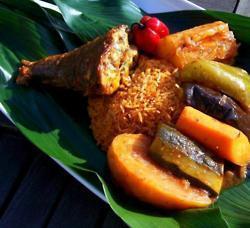 Cuisine ivoirienne riz au gras for Abidjan net cuisine africaine
