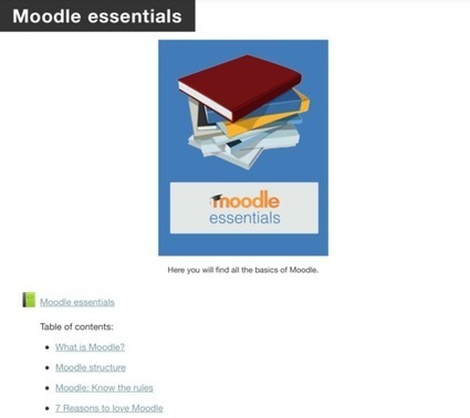 Making Moodle visually engaging - Some ideas | eLearning Kaizen | Scoop.it