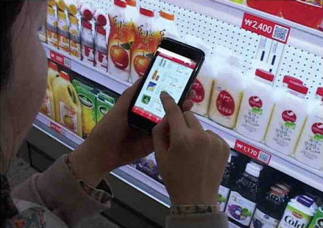 World's First Virtual Shopping Store Korea : Science, Technology | 3D design learning | Scoop.it