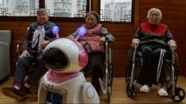 Together in electric dreams: Robots replace family love for China's lonely elderly  | Family Wellness | Scoop.it