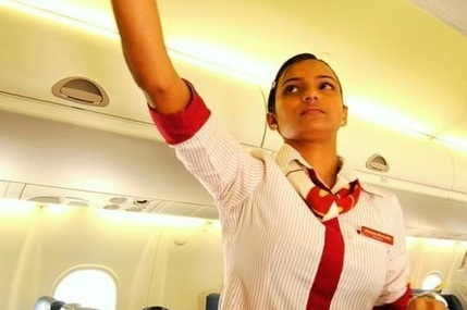 Trainee engineer discovers the airhostess. | Jam Magazine | Heart Touching Article | Scoop.it