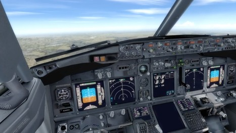 This 10-minute video shows you how to land a plane in an emergency | Nerd Vittles Daily Dump | Scoop.it