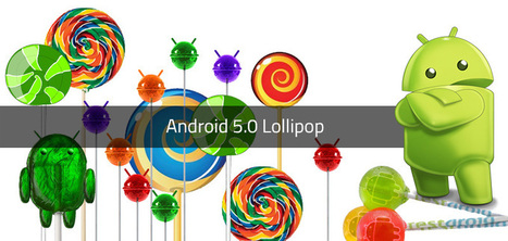 Android 5.0 Lollipop - Definitely a Sweet New Take on Android   SPEC INDIA   Software Development Outsourcing   Mobile Application Development   Scoop.it