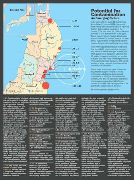 [Eng] Contamination chimique, nettoyage et conséquences à long terme du séisme et du tsunami au Japon | JapanFocus | Japon : séisme, tsunami & conséquences | Scoop.it