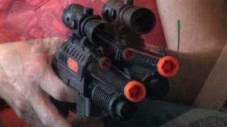Millstadt 5-year-old student suspended after bringing toy gun to school - fox2now.com | Weapons in School | Scoop.it