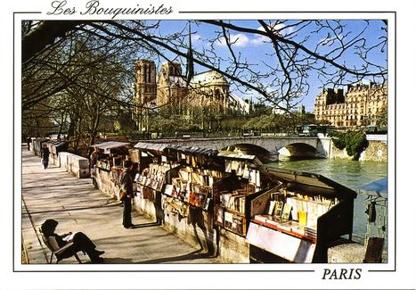 LES BOUQUINISTES DE PARIS | Remue-méninges FLE | Scoop.it