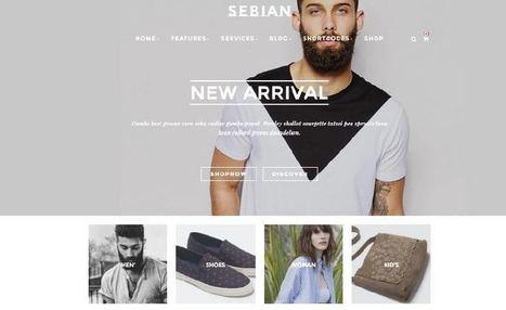 ZT SEBIAN Joomla Template (10+ Pre-made Homepage Layouts) | Premium Joomla Templates | Scoop.it