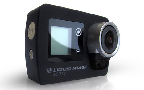 New Liquid Image Action Cam is the First to Stream Video Via 4G LTE Connection | Free et la 4G | Scoop.it