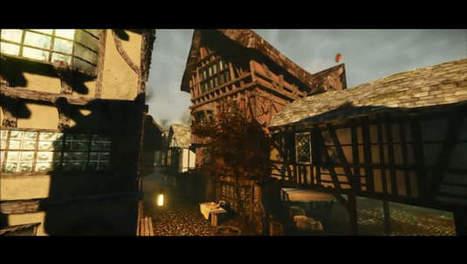 Vlieg eens door het Londen van de 17de eeuw | KAP-JurakholovaM | Scoop.it
