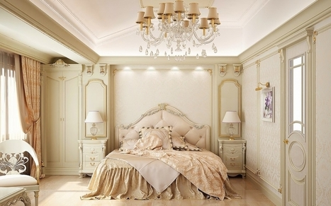 Decorating a Bedroom Like the Native French Do   Linda Gross   Scoop.it