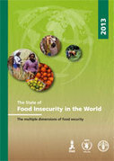 The State of Food Insecurity in the World 2013 | FAO | Horticulture | Scoop.it