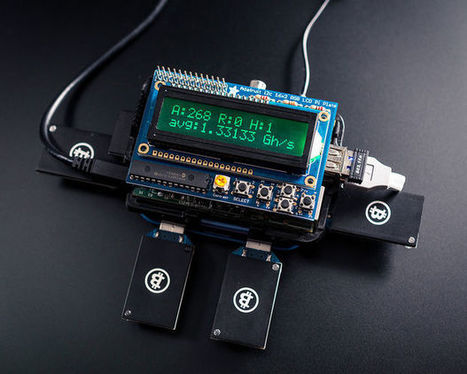 Raspberry Pi 2 – Can It Revolutionize Bitcoin Mining? - newsBTC   Raspberry Pi   Scoop.it