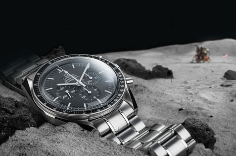 Omega Speedmaster Professional Moonwatch & The Space Race   aBlogtoWatch   luxury watches   Scoop.it