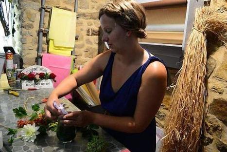 Partenariat. La fleuriste s'associe &agrave; Carrefour Market pour augmenter leurs  <br/>ventes | Commerce de proximit&eacute; | Scoop.it
