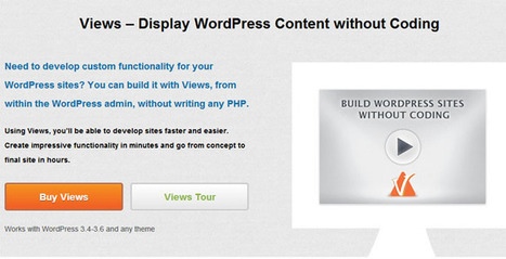 WP Views Plugin 1.3.0.2 by WP Types [PAID] | Download Free Nulled Scripts | test | Scoop.it