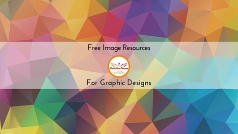 29 Free Image Resources for Graphic Design - RockTheDream.co   Techy Stf & Graphic Design   Scoop.it