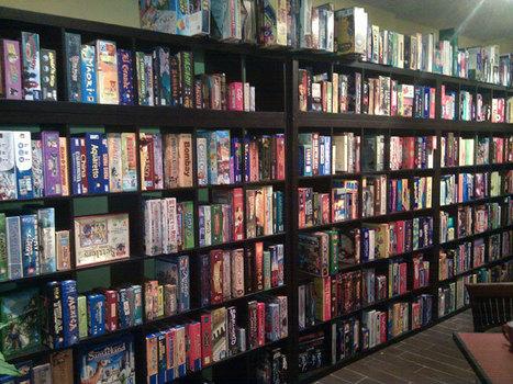 Jeux de société et bibliothèques publiques   Ludicité   Jeux vidéos et bibliothèques   Scoop.it