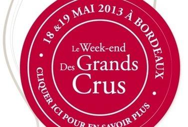 Découvrez le Week-end des Grands Crus de Bordeaux 2013 - Magazine du vin - Mon Vigneron | Agenda du vin | Scoop.it