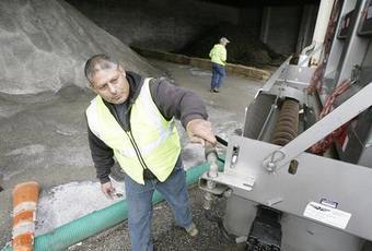 Cities, townships get ready for winter - Massillon Independent | Salt Spreaders | Scoop.it