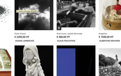 ArtJaws - sectioncollections art nouveaux médias //plateforme de vente d'œuvres d'art et d'éditions limitées | Digital #MediaArt(s) Numérique(s) | Scoop.it