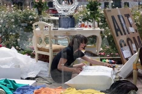 Милла Йовович представила проект на Венецианской биеннале – последние события, выставки, презентации | Vogue Ukraine | Barbara Zanon Photography | Scoop.it