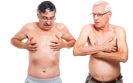 Men with breast cancer being failed as they are 'treated like women' | Breast Cancer News | Scoop.it