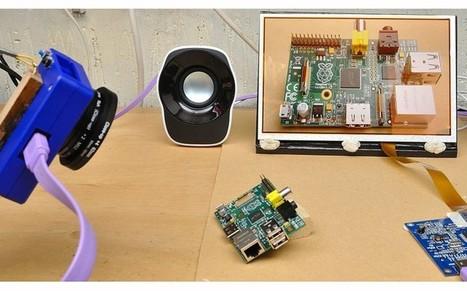 Raspberry Pi monitor hits Kickstarter target - Telegraph | Raspberry Pi | Scoop.it
