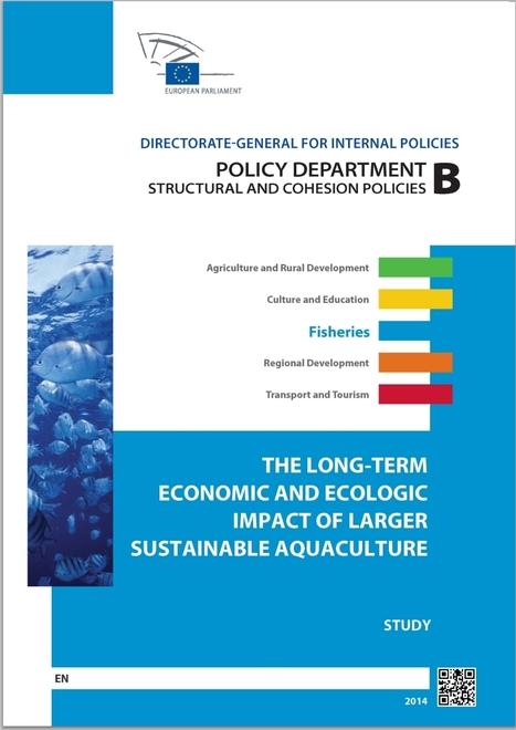 European Parliament Report: Implications of a larger EU aquaculture sector | Aqua-tnet | Scoop.it