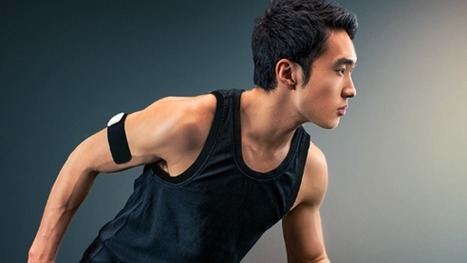 This wearable uses biometric sensors and electricty to decrease your pain | Mobile Technology | Scoop.it