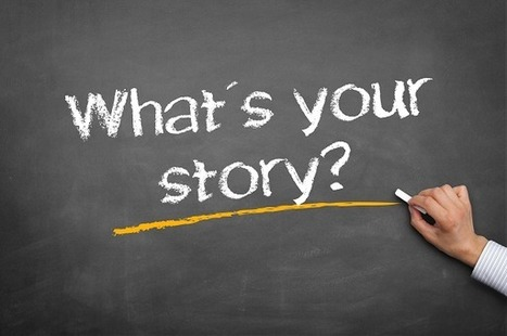 Leadership: Touch your audience by telling Stories | Leadership Mantra | Scoop.it