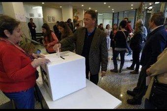 Vote sur l'indépendance en Catalogne: près de deux millions de participants à 18h00 - Le Journal de l'île de la Réunion | Actus décalés | Scoop.it