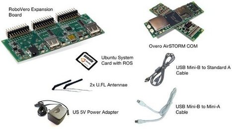 Gumstix Announces Solution Kits for their CPU Modules and Boards | Raspberry Pi | Scoop.it