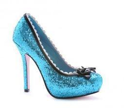 Shoes Princess Glitter Bu Sz 9 ($35.00)- Comic Book Culture | Comic Book Culture Costume | Scoop.it