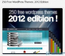 250 thèmes gratuits pour WordPress (Edition 2012) | Community Management - French | Scoop.it