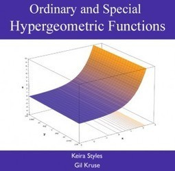 Ordinary and Special Hypergeometric Functions | E-books on Mathematics | library | Scoop.it