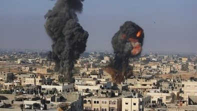 Gaza-Israel conflict: Why are civilians on the front lines?   Conflict and Prejudice   Scoop.it