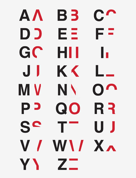 daniel britton stunts reading ability with dyslexia typeface | Communication design | Scoop.it