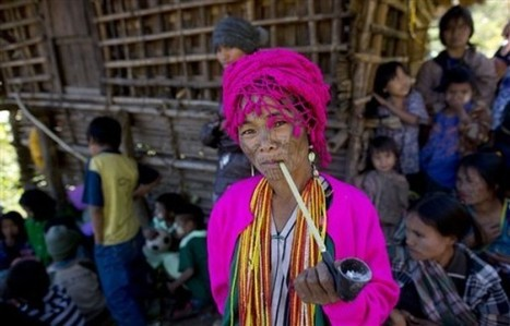 Ethnic traditions vanishing as Myanmar opens up - Record-Searchlight | Group Religion | Scoop.it