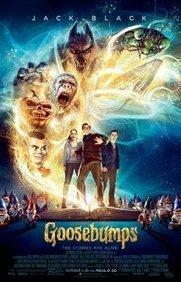 Goosebumps (2015) | Read all about it | Scoop.it