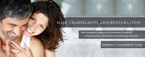 Best Hair Transplant Procedure In USA | Dr. Glenn M. Charles, DO | Scoop.it