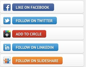 Big Social Media Icons For More Clicks | Facebook for Business Marketing | Scoop.it