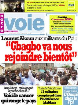 Les malheurs continuent sous Ouattara : Le Franc CFA dévalué le 1er janvier 2012 | Actualités Afrique | Scoop.it
